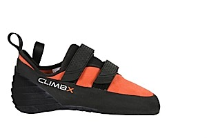 photo: Climb X Redpoint climbing shoe
