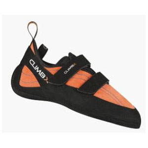 photo: Climb X Rave climbing shoe