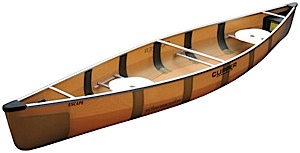 photo: Clipper Canoes Escape recreational canoe