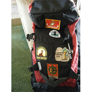 photo: Coleman Max 65 weekend pack (3,000 - 4,499 cu in)