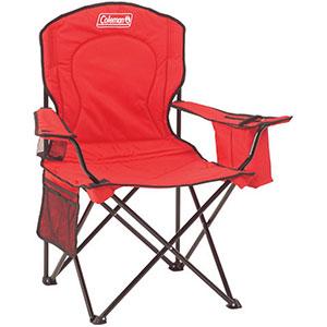 photo: Coleman Quad Camp Chair camp chair