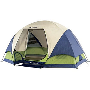 photo: Columbia Bugaboo 2 Dome three-season tent