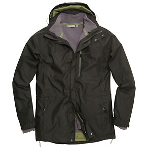 photo: Craghoppers Kiwi 3-in-1 Jacket component (3-in-1) jacket