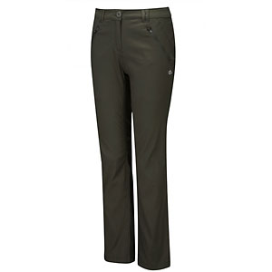 photo: Craghoppers Kiwi Pro Stretch Trousers soft shell pant