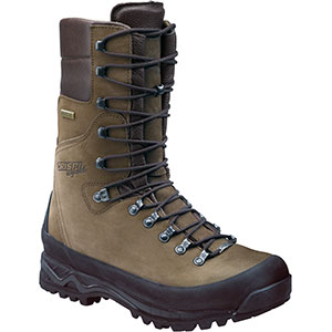 photo of a Crispi backpacking boot