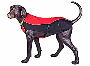 photo: D-Fa Sub-Woofer dog coat/vest