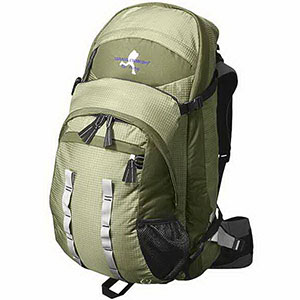 photo of a Dana Design hiking/camping product