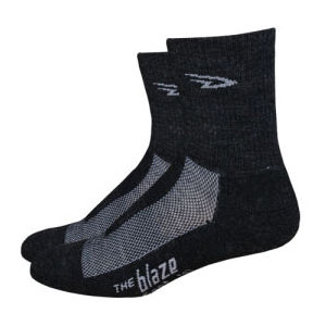 photo: DeFeet Blaze hiking/backpacking sock