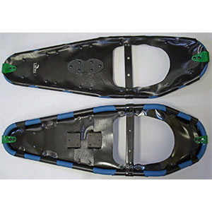 photo of a Dion Snowshoes backcountry snowshoe