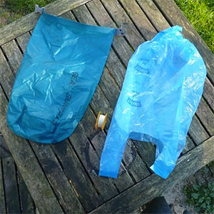 DIY: My Own Trash Bag Solution