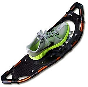 photo: Easton VO2 Racing running snowshoe
