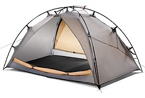 photo: Easton Si2 Mountain Tent four-season tent