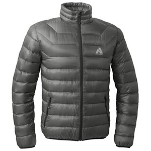 photo: Eddie Bauer Girls' First Ascent Downlight Sweater down insulated jacket