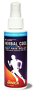 Elemental Herbs Herbal Cool Fast Pain Relief