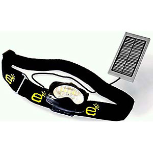 photo of a Everlite headlamp