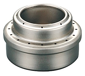 photo: Evernew Ti Alcohol Stove alcohol stove