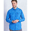 photo: ExOfficio Sol Cool Cryogen Plaid Long-Sleeve Shirt