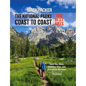 Falcon Guides Backpacker The National Parks Coast to Coast: 100 Best Hikes