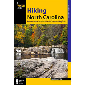 Falcon Guides Hiking North Carolina