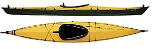 photo: Feathercraft Kahuna folding kayak