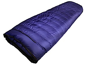 photo: Feathered Friends Penguin 20ºF 3-season down sleeping bag