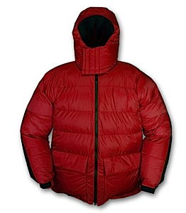 photo: Feathered Friends Icefall Parka down insulated jacket