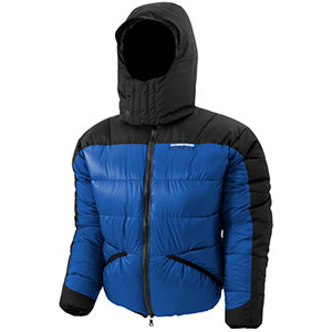photo of a Feathered Friends outdoor clothing product
