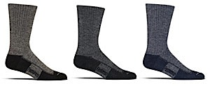 photo: Feetures! Bamboo and Wool Medium Cushion Crew Sock hiking/backpacking sock