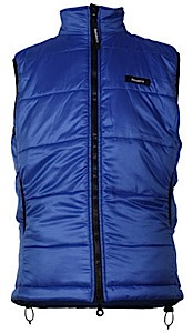 photo: Finisterre Men's Bise synthetic insulated vest