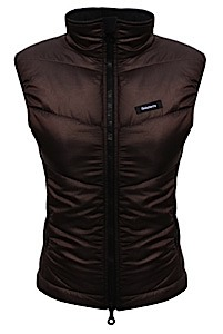 photo: Finisterre Women's Bise synthetic insulated vest