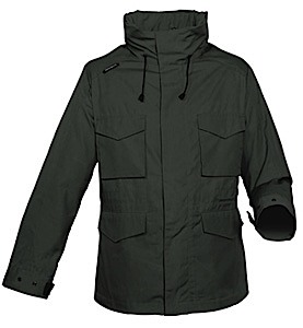 photo: Finisterre Matanuska M65 waterproof jacket