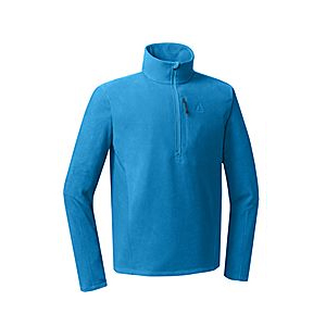 photo: Eddie Bauer Boys' First Ascent Cloud Layer Fleece 1/4-Zip fleece top