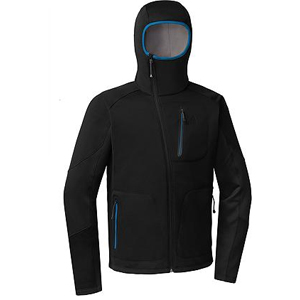 photo: Eddie Bauer First Ascent Hangfire Hoodie fleece jacket
