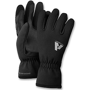 photo: Eddie Bauer First Ascent Lightweight Softshell Gloves soft shell glove/mitten