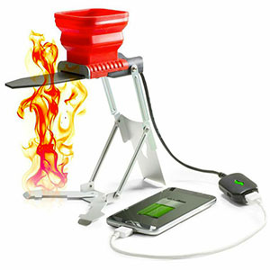 photo: FlameStower Heat Charger