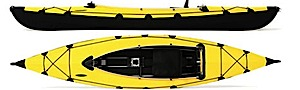 photo: Folbot Yukon folding kayak