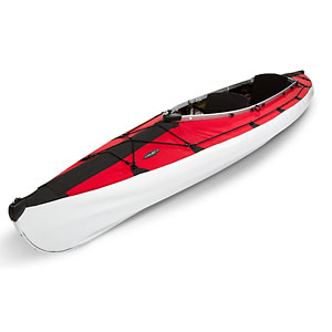 photo of a Folbot folding kayak