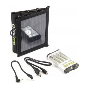 photo: Goal Zero Nomad 3.5 Solar Panel solar charger