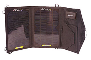 photo: Goal Zero Nomad 7 Solar Panel solar charger