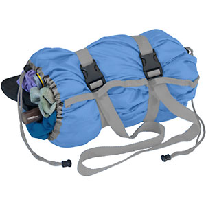 photo of a Gobi Gear compression sack