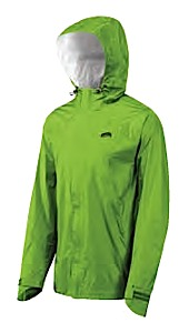 photo: GoLite Kenai Pertex 2.5-Layer Hardshell waterproof jacket