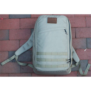photo: Goruck GR1 daypack (under 2,000 cu in)