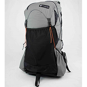 photo: Gossamer Gear Gorilla Ultralight overnight pack (2,000 - 2,999 cu in)