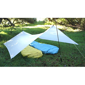 photo: Gossamer Gear SilTwinn Tarp tarp/shelter