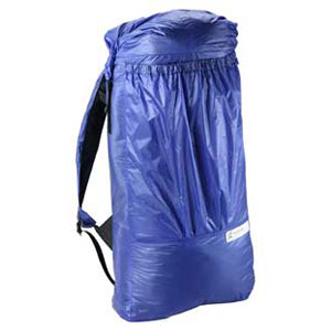 photo: Gossamer Gear Whisper overnight pack (2,000 - 2,999 cu in)