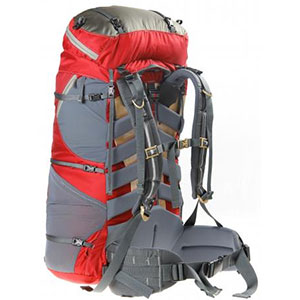 photo: Granite Gear Men's Nimbus Trace Access 70 weekend pack (3,000 - 4,499 cu in)