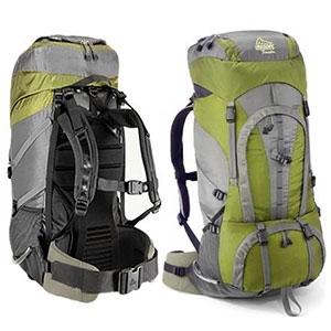 photo: Gregory Forester expedition pack (4,500+ cu in)