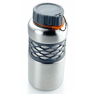 photo: GSI Outdoors Glacier Stainless Dukjug 1L water bottle