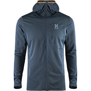 Haglofs L.I.M. Power Dry Hooded Top