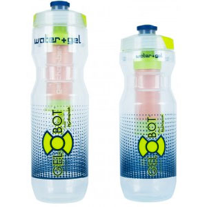 photo: Hydrapak Gel-Bot water bottle
